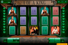 4 Of A King Online Slot