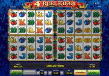 4 Reel Kings Online Slot