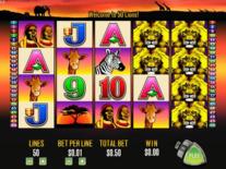 50 Lions Online Slot
