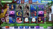 7 Dwarfs Diamonds Online Slot