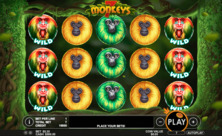 7 Monkeys Online Slot