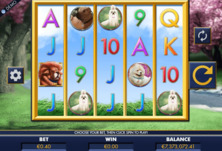 A Bark In The Park Online Slot