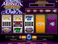 Absolute Super Reels Online Slot