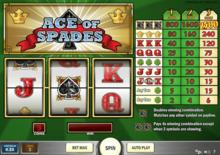 Ace Of Spades Online Slot