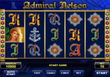 Admiral Nelson Online Slot