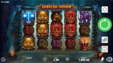 African Spirit Online Slot