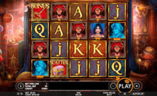 Aladdin S Treasure Online Slot