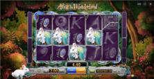 Alice In Wonderland Online Slot