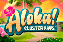 Aloha Cluster Pays Online Slot