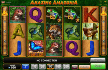 Amazing Amazonia Online Slot