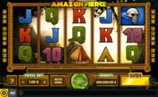 Amazon Fierce Online Slot