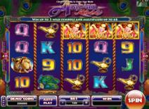 Arabian Rose Online Slot