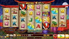 Astro Cat Online Slot