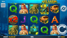 Atlantis Online Slot