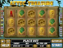 Aztec Treasure Online Slot
