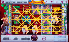 Bacchus Online Slot