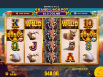 Be Wild Online Slot