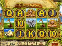 Big Game Safari Online Slot