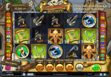 Blackbeards Bounty Online Slot