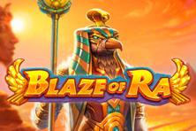 Blaze Of Ra Push Online Slot