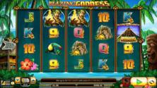 Blazing Goddess Online Slot