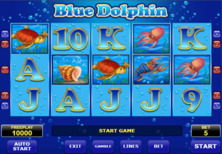 Blue Dolphin Online Slot