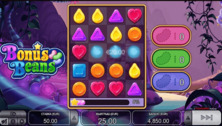 Bonus Beans Push Online Slot