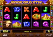 Book Of Aztec Online Slot