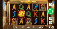 Book Of Sun Online Slot