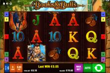 Books And Bulls Online Slot