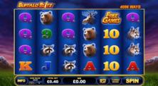 Buffalo Blitz Online Slot