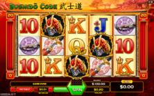 Bushido Code Online Slot