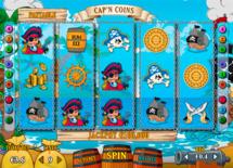 Capn Coins Online Slot