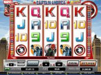 Captain America Action Stacks Online Slot