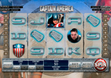 Captain America Online Slot