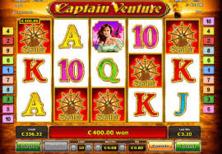Captain Venture Online Slot