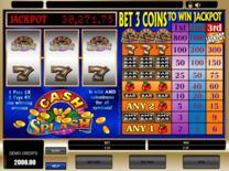 Cashsplash Video Slot Online Slot