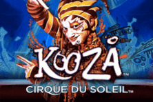Cirque Du Soleil Kooza Online Slot