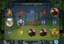 Clash Of Queens Online Slot