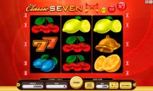 Classic Seven Online Slot
