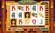 Cleo Queen Of Egypt Online Slot