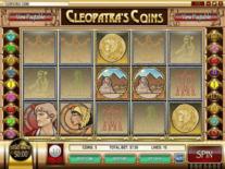 Cleopatras Coins Online Slot