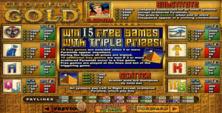 Cleopatras Gold Online Slot