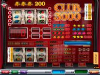 Club 3000 Online Slot