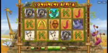 Continent Africa Online Slot
