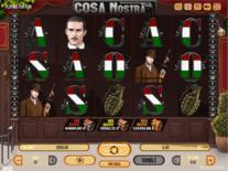 Cosa Nostra Online Slot