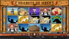 Cowboys Go West Online Slot