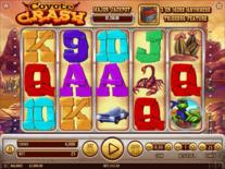 Coyote Crash Online Slot