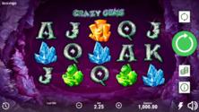 Crazy Gems Online Slot