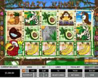 Crazy Jungle Online Slot